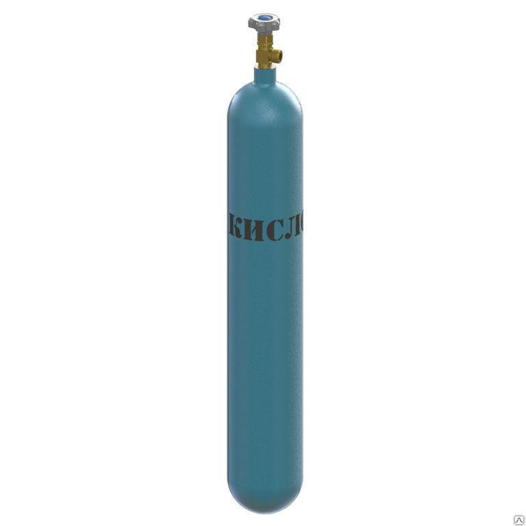 Баллон кислородный ГОСТ 949-73